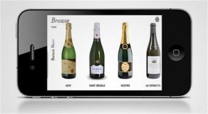 App per smartphone per vino