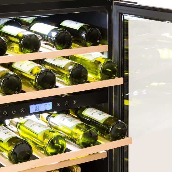 Klarstein Vinovilla Duo43 cantinetta vino